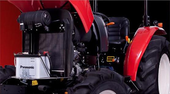 แทรกเตอร์ยันม่าร์ รุ่น EF393T smart power